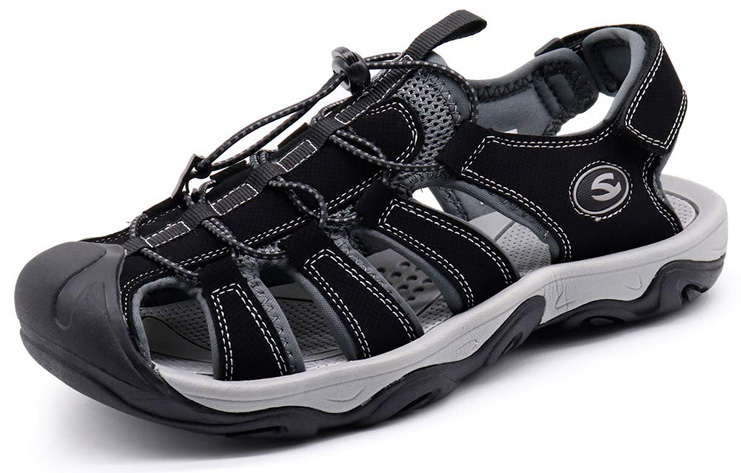 10. STQ Hiking Sandals for Men