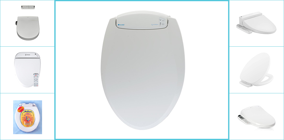 Strange Top 10 Best Heated Toilet Seat Reviews In 2019 Top Most Pabps2019 Chair Design Images Pabps2019Com