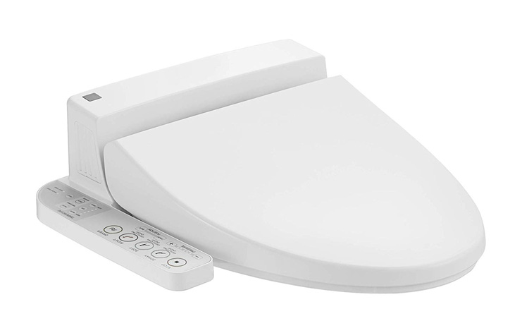 7. Pacific Bay Cascadia Smart Toilet Seat with Arm Control - Preferred