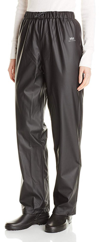 2. Helly Hansen Women's Voss Windproof Waterproof Rain Pant - Preferred