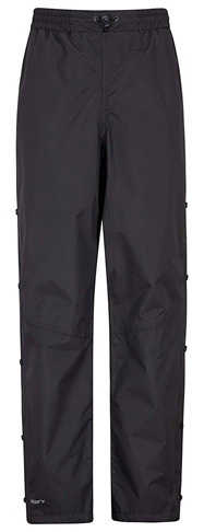 6. Mountain Warehouse Womens Waterproof Rain Pants
