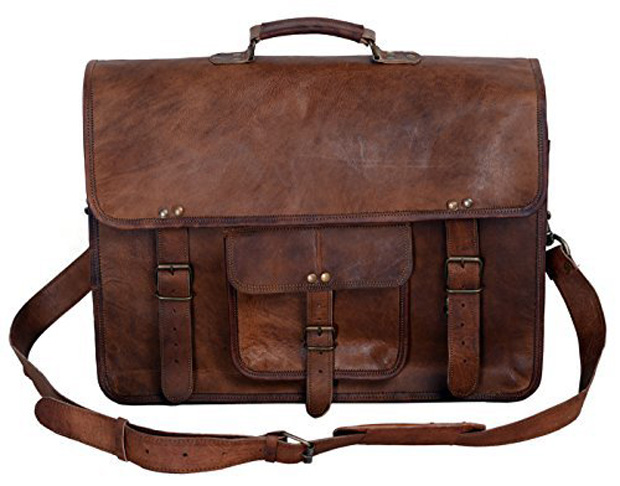 5f9696ed94df Top 10 Best Mens Leather Briefcase Reviews in 2019 - Top Most Reviews