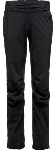9. Black Diamond Women's Stormline Stretch Rain Pants
