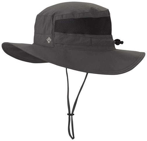 1. Columbia Unisex Bora Bora II Booney Hat - Preferred
