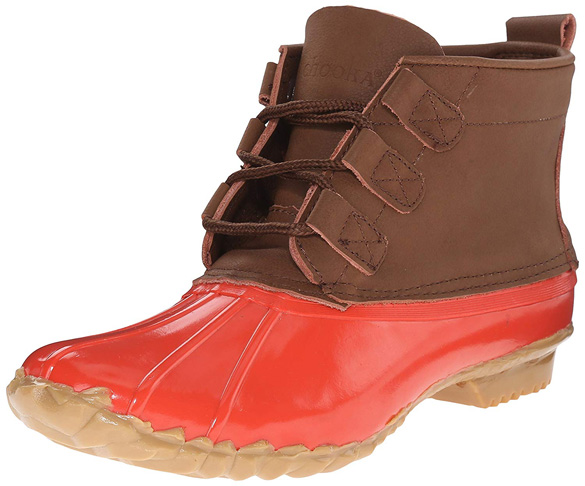 4. Chooka Women's Fashion Duck Boot