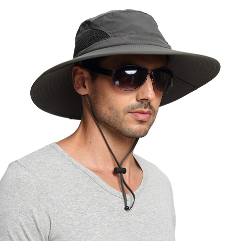3. EINSKEY Sun Hat for Men/Women - Preferred