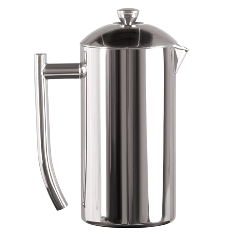 4. Frieling USA Double Wall Stainless Steel French Press