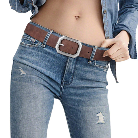 8. Kamots Beauty Reversible Leather Belts