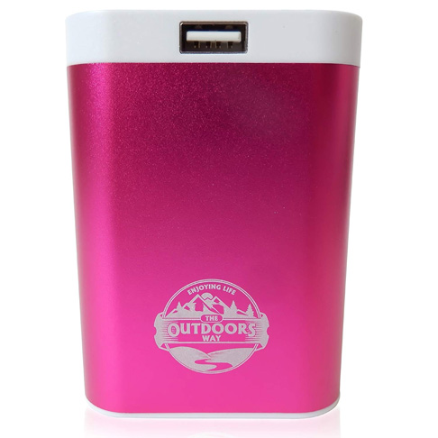 5. The Outdoors Way Electric Hand Warmer - Preferred