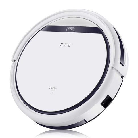 2. ILIFE V3s Pro Robot Vacuum Cleaner