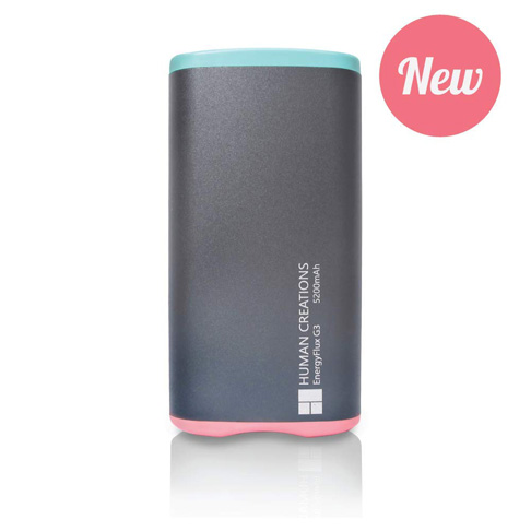 1. Human Creations Energy Flux Rechargeable Wrap-Around Hand Warmer