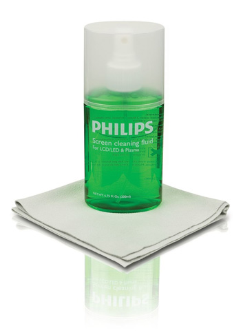 1. Philips 200ml Screen Cleaner - Preferred