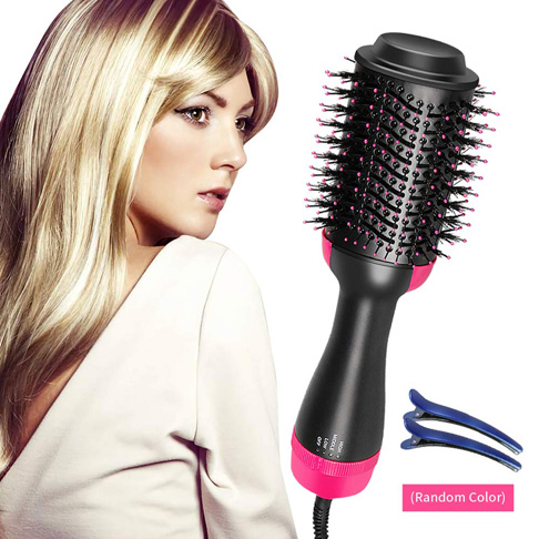 7. SeaRoomy One Step Hair Dryer & Volumizer Brush