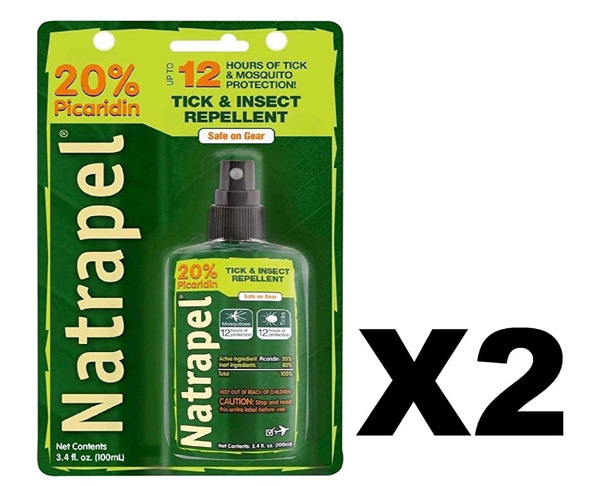 6. Adventure Medical Kits 3.4oz Natrapel Bug Spray Pump - Preferred