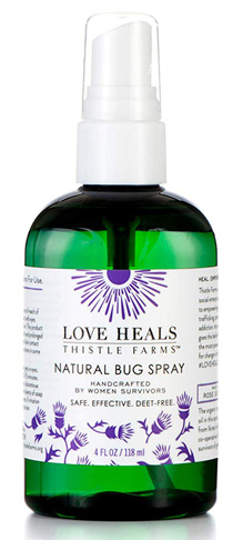 10. Thistle Farms Natural Deet-Free Bug Spray - Preferred