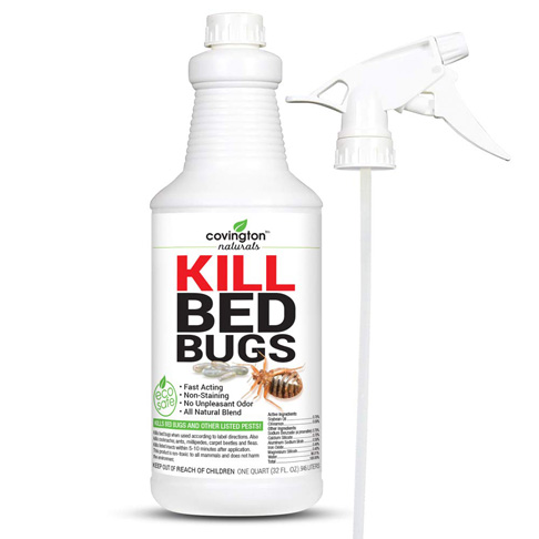 7. Covington 32 Oz Bed Bug Killer