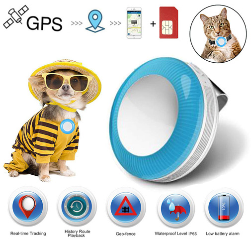 10. Hangang TK925 Pet Tracker for Dogs Cats