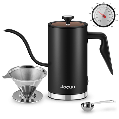 10. Jocuu 500ml Gooseneck Electric Hot Water Kettle [recommend]