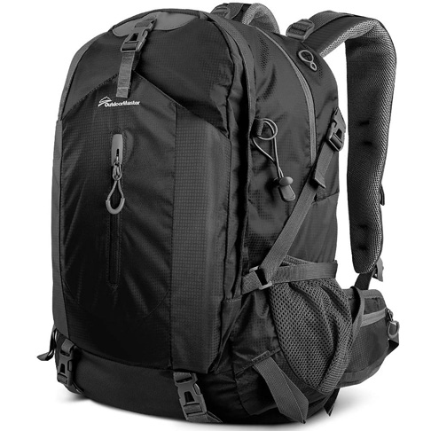 9. OutdoorMaster 50L Hiking Backpack
