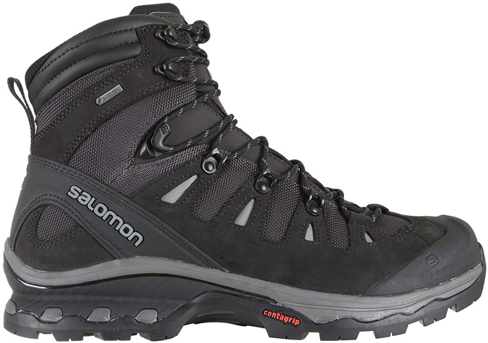 3. Salomon Quest 4D 3 GORE-TEX Men's Backpacking Boots - Preferred