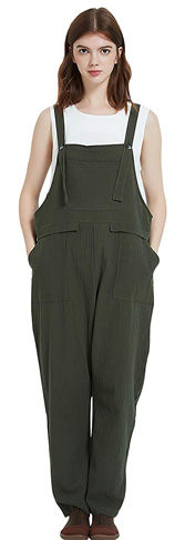 7. Gihuo Women's Casual Jumpsuit with Pockets