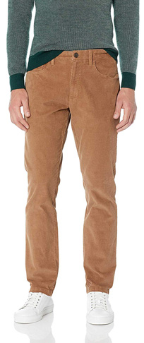 4. Goodthreads Men's Straight Fit 5-Pocket Corduroy Pant - Preferred