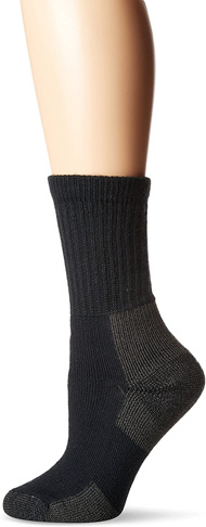 9. Thorlos Women's KX Hiking Thick Padded Crew Sock
