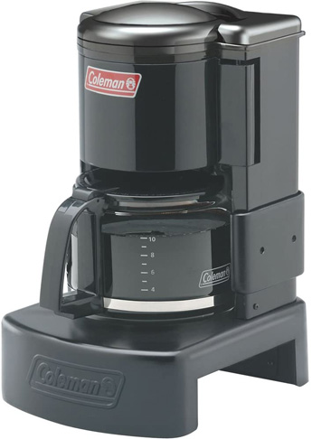 2. Coleman Camping Coffee Maker