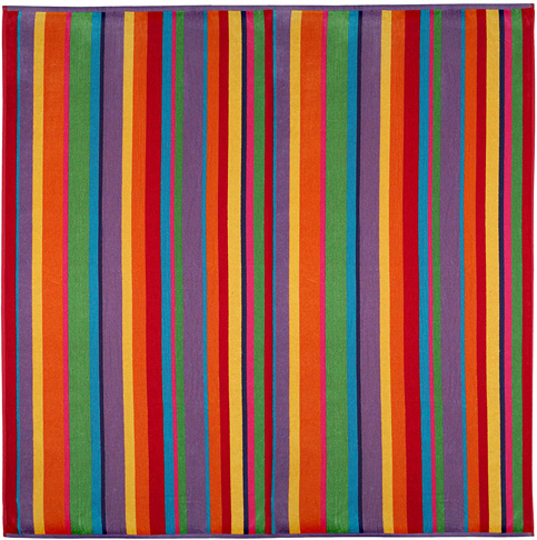 4. Cotton Craft 58x68-inch Woven Velour Beach Towel -Preferred