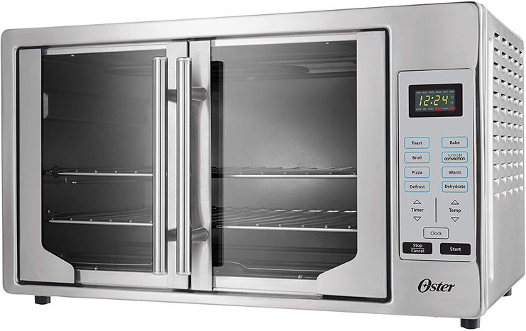 6. Oster Extra Large French Convection & Toaster Oven - Preferred