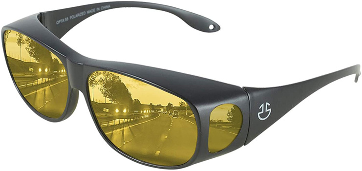 1. Optix 55 HD Driving Glasses for Men & Women