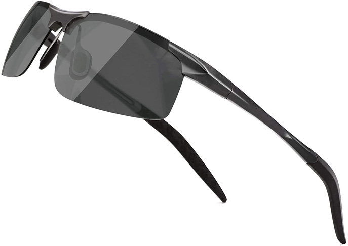 9. SUNGAIT Polarized Sunglasses for Driving UV400 -Preferred