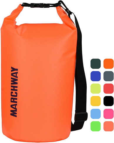 3. MARCHWAY Waterproof Dry Bag -Preferred