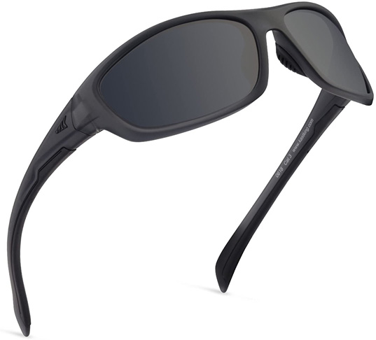 7. KastKing Hiwassee Polarized Sport Sunglasses for Men and Women -Preferred