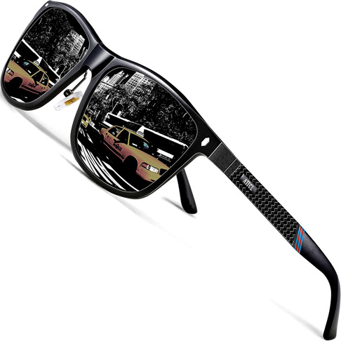 6. ATTCL Men's Driving Polarized Sunglasses