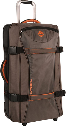 1. Timberland Lightweight Wheeled Duffle Bag for Men