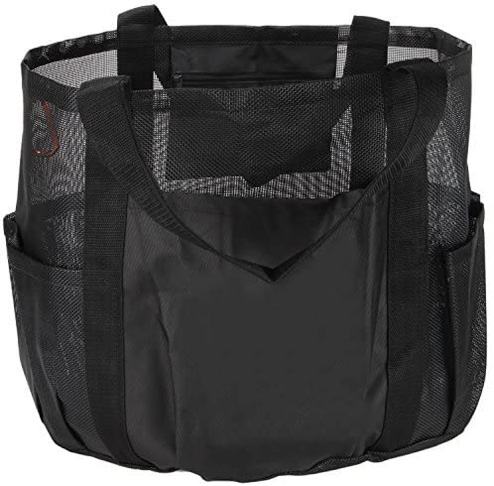 9. SC Lifestyle All Purpose Bag Tote w/Zipper Pocket and Carabiner