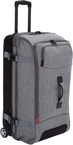 3. AmazonBasics Wheeled Travel Duffel -Preferred