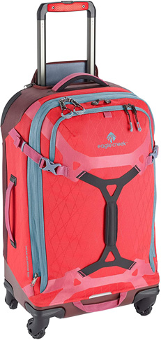 9. Eagle Creek Gear Warrior Wheeled Luggage -Preferred