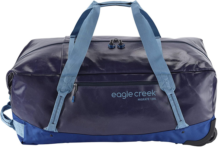 6. Eagle Creek Migrate Wheeled Duffel Bag -Preferred