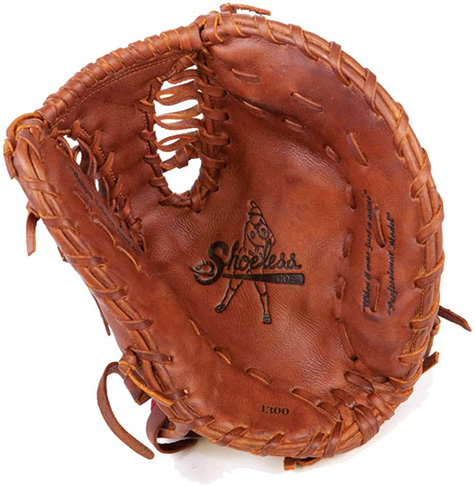 "8. Shoeless Joe Ballgloves 13"" First Base Tennesse Trapper"