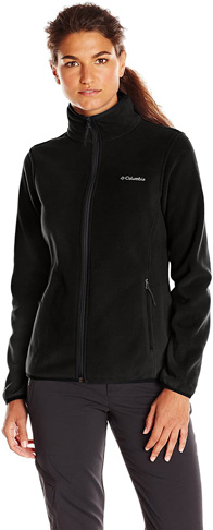 9. Columbia Women's Fuller Ridge Fleece Jacket