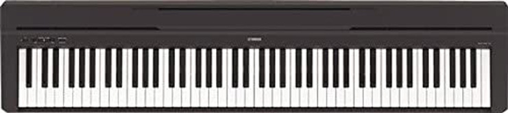 2. Yamaha P45, 88-Key Digital Piano (P45B) -Preferred