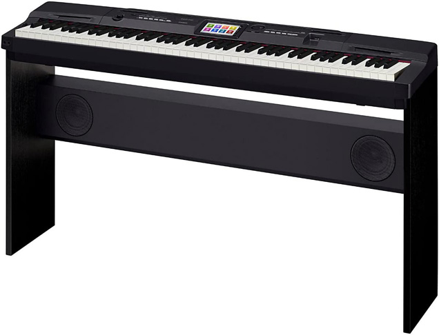 6. Casio CGP-700BK 88-Key Grand Digital Piano