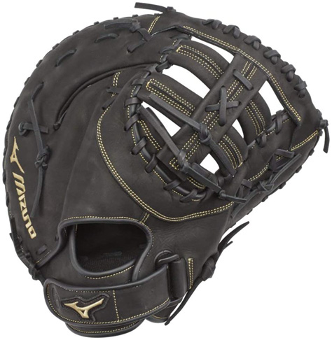 2. Mizuno Fastpitch Softball First Base Mitts (MVP Prime)