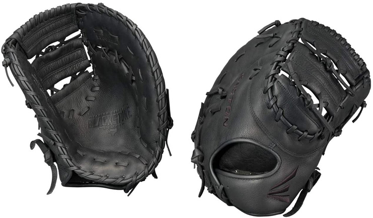 5. Easton 12.75 Inch BL3 First Base Mitt (Blackstone Series)