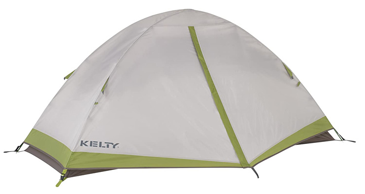 1. Kelty Salida Camping and Backpacking Tent, 1 Person -Preferred