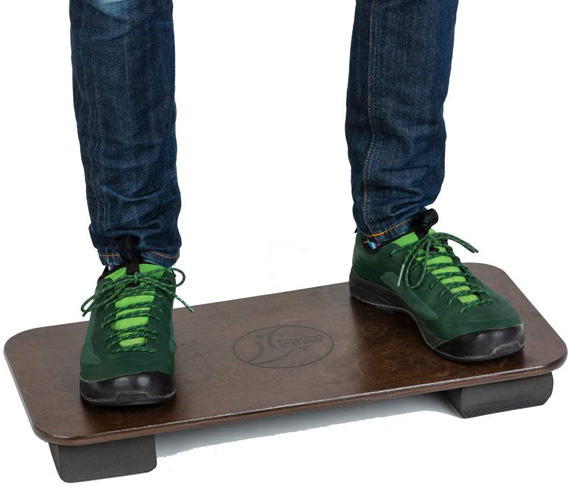 10. Fitterfirst Active Office Balance Board for Standing Desk -Preferred