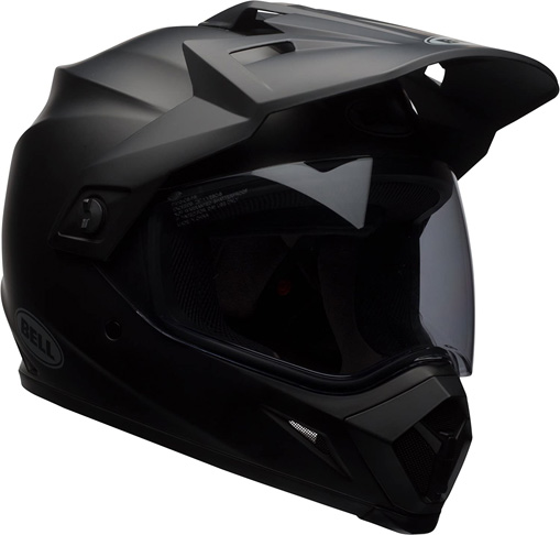9. Bell MX-9 Adventure MIPS Full-Face Motorcycle Helmet -Preferred