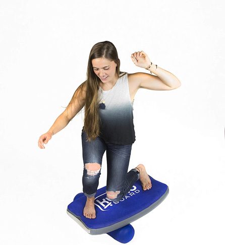 6. KUMO Inflatable Balance Board for Surf Training